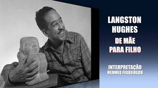 """#Poetry """"Mother to son"""" - Langston Hughes"""