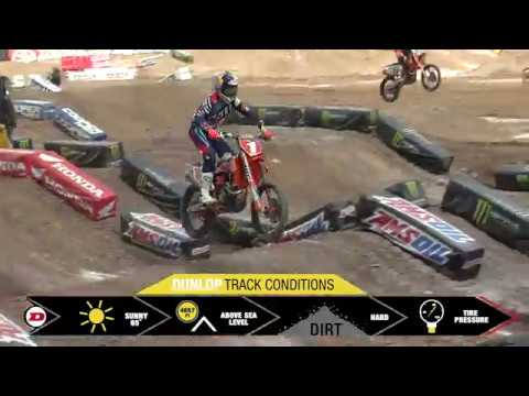 Dunlop Motorcycle Tires Track Conditions Report - Salt Lake City - Race Day LIVE - 2017