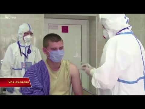 Nga sắp chuẩn thuận thêm vaccine chống COVID thứ nhì (VOA)