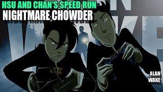 Alan Wake: Hsu and Chan's Speed Run