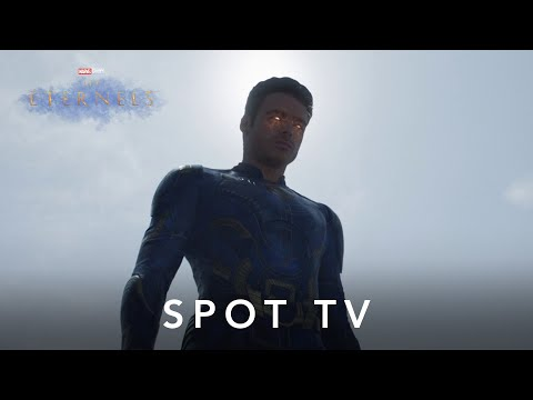 Les Éternels - Spot TV (VOST)   Marvel