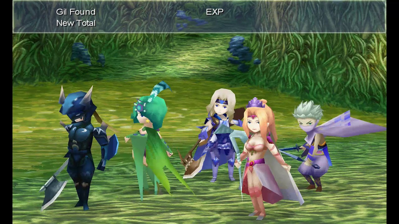 Final Fantasy Iv Pc 20 Sylph Cave Youtube