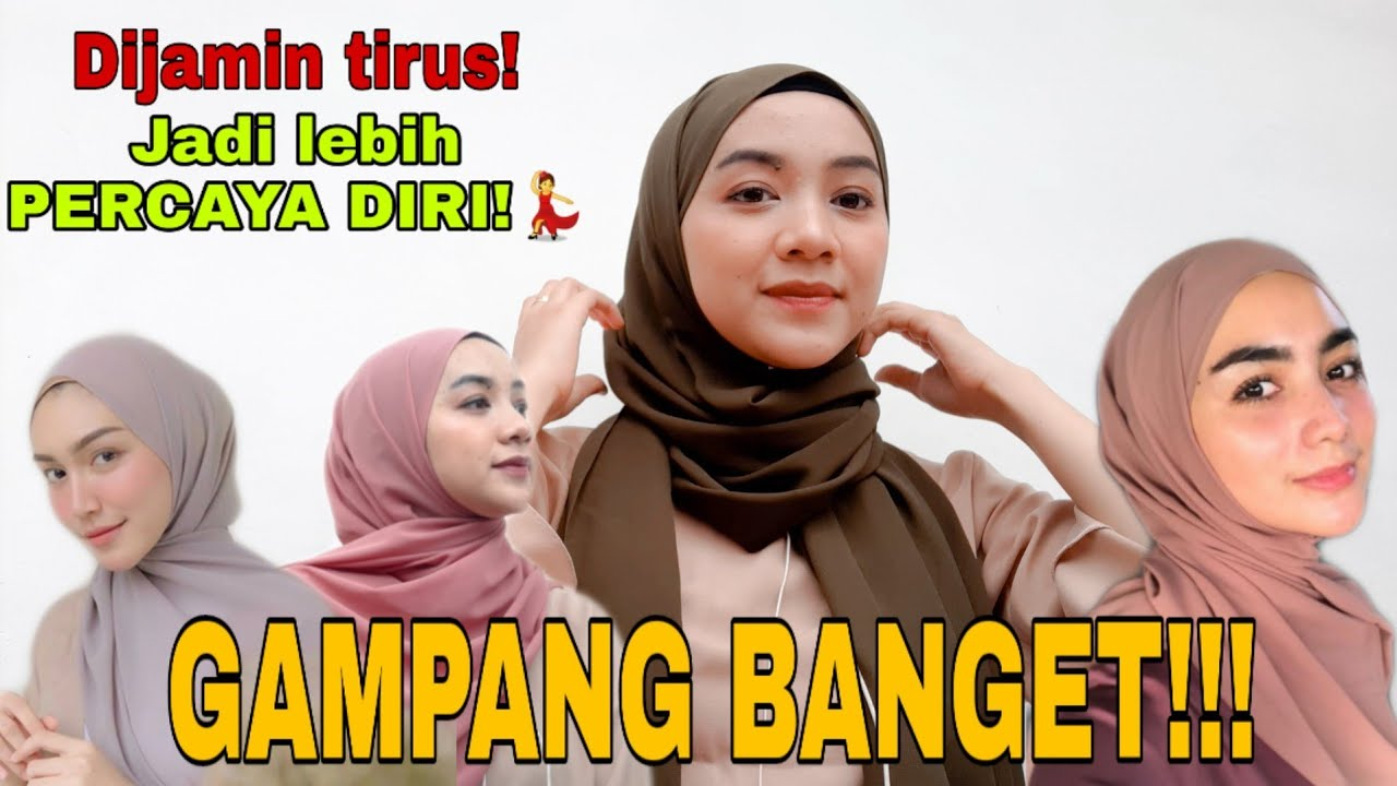 Tutorial Hijab Kak Citra Kirana Ciki Kak Melody Prima Tutorial Hijab Sehari Hari Daily
