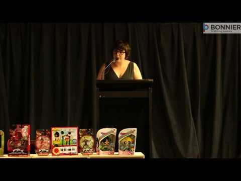 Introduction to the Bonnier Publishing Australia 2017 Creator Showcase