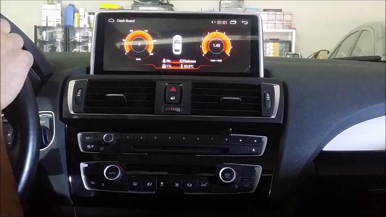 BMW iDrive Coding con USB-vídeo en movimiento-Video Desde Usb Para Unidades NBT