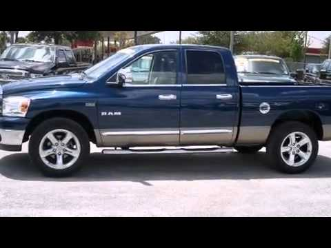 2008 dodge ram 1500 big horn crew cab hemi powered for sale nations trucks youtube. Black Bedroom Furniture Sets. Home Design Ideas