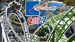 Where is the New Gerstlauer Infinity Coaster Going? Upcoming 2022 Ride Announcement