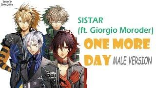 Sistar, Giorgio Moroder - One more day [Male ver.] w/ lyrics