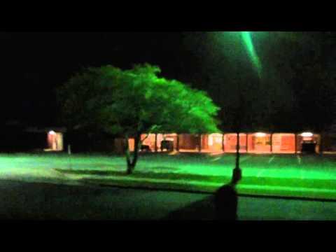 Tornado Warning Broken Arrow, Oklahoma April 26, 2016 (Part 1)