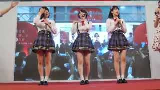 AKB48 TEAM 8 派出千葉縣代表吉川七瀬(Nanase Yoshikawa)、群馬縣代表...