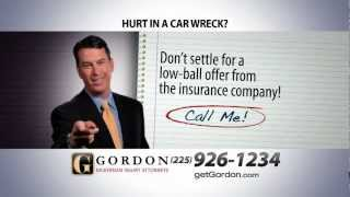 Big Truck Accident | Insurance Low Offer | Get Gordon McKernan Attorney