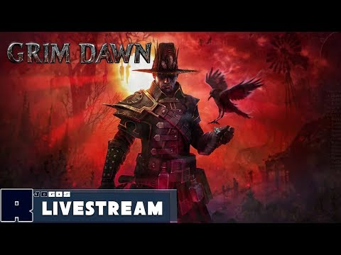 🔴Grim Dawn - Fim da campanha?
