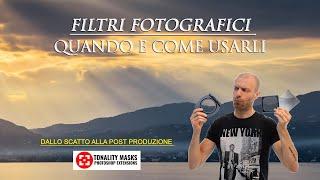 Fotografare con i filtri | Dallo scatto alla post produzione in Photoshop