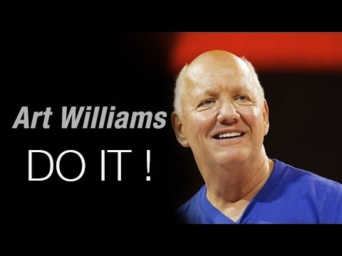 Art Williams JUST DO IT - Motivation for success - Better Sound!