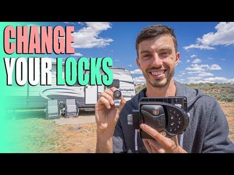 my-key-opens-your-rv-doors---rvlock-keyless-entry-&-storage-locks-rv-upgrade