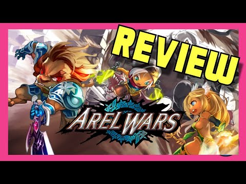 Arel Wars Video Review - Android - Pixel-Freak.com