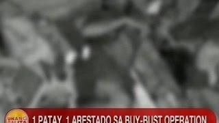 UB: 1 patay, 1 arestado sa buy-bust operation sa Guiguinto, Bulacan
