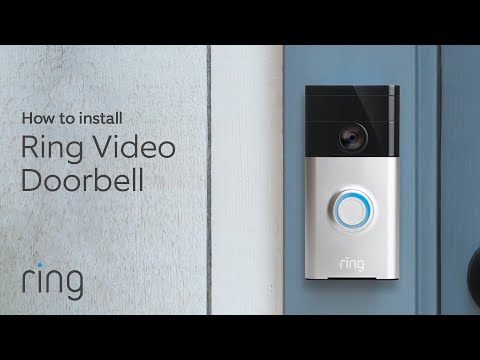 How to replace your existing wired doorbell with ring video doorbell how to replace your existing wired doorbell with ring video doorbell asfbconference2016 Choice Image