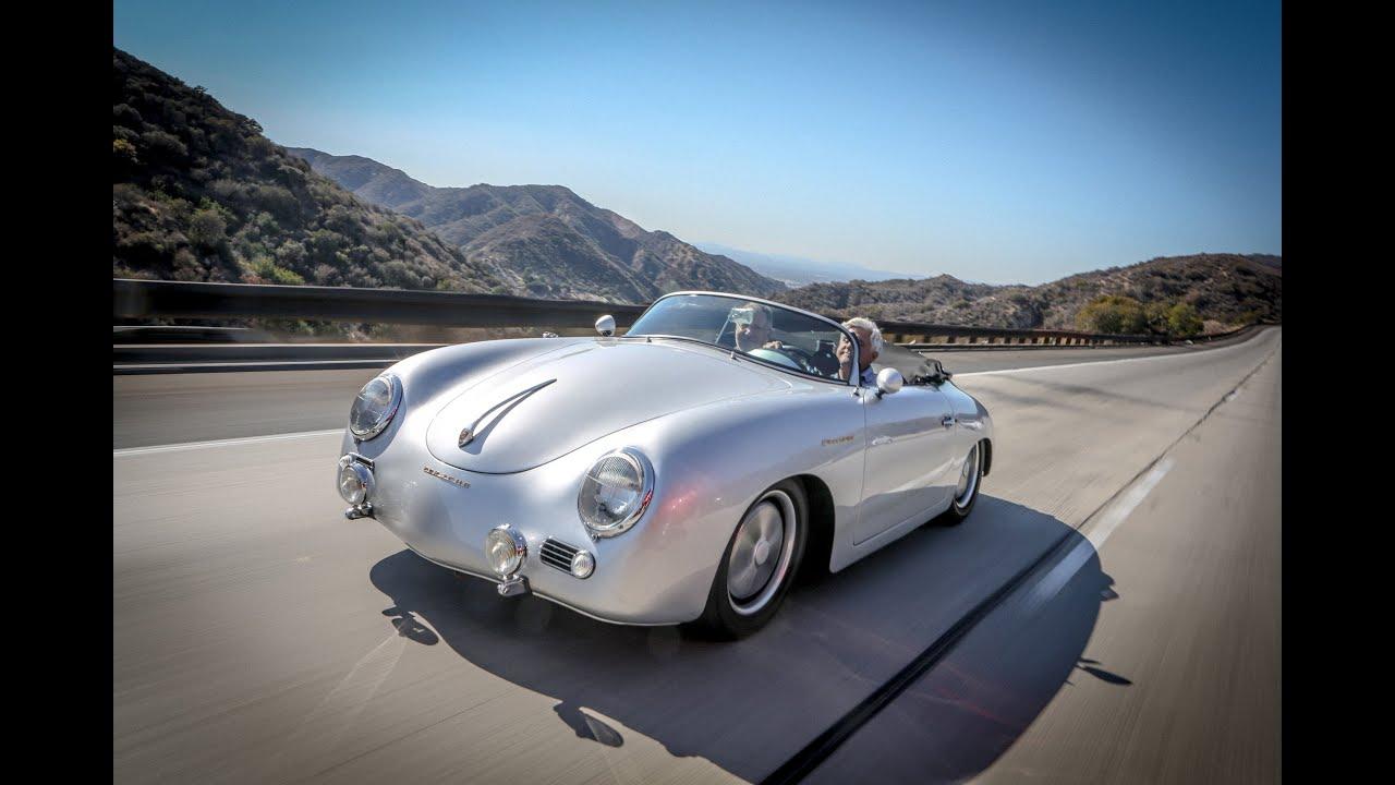 1957 Porsche 356A Outlaw  Jay Lenos Garage  YouTube