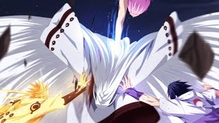 Naruto and Sasuke vs Kaguya ▪「AMV」▪ ♪Leave It All Behind♪ ᴴᴰ