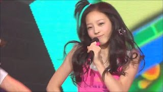【tvpp】kara rock u 카라 락 유 comeback stage show music core live