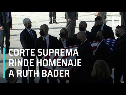 Homenaje a Ruth Bader Ginsburg - Expreso de la Mañana