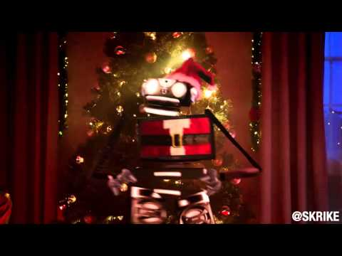 Electronic Santa - ROBOTS ONLY (target commercial full song)