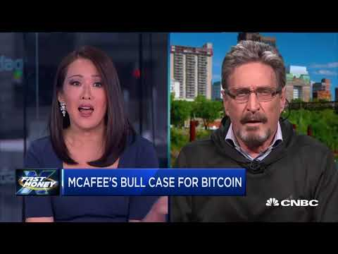 The full CNBC interview with MGT Capital Investments CEO John McAfee