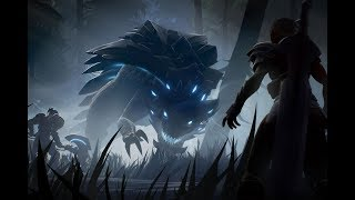 MONSTER HUNTER ... BUT IT'S FORTNITE ... SEEMS LEGIT .. (dauntless) episode 1
