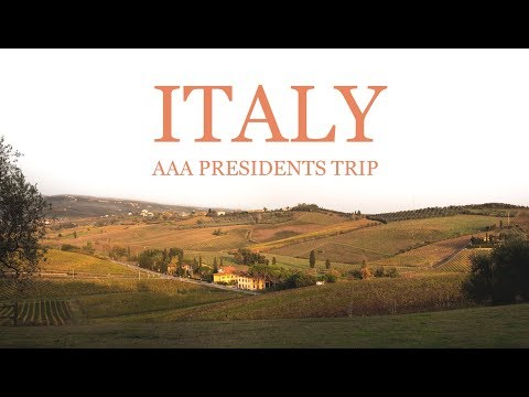 AAA Presidents Trip 2018 With Insight Vacations