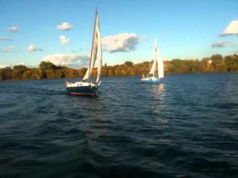 Lake Harriet Sailing