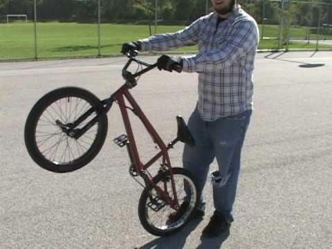 trucos y saltos en bicicleta bmx c mo hacer una abubaca