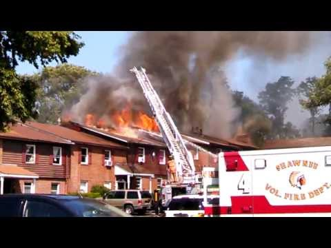 8/30/13: Structure Fire - Bellview Ave, Winchester Va