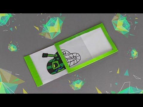 DIY - MAGIC SLIDER CARD - TUTORIAL / DIY CARDS