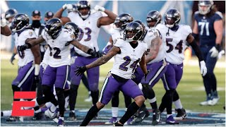 'I was OK with the Ravens dancing' on the Titans' logo - Jay Williams | KJZ
