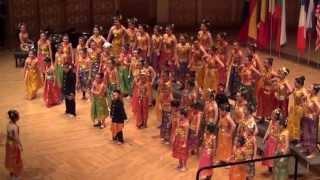 The Resonanz Children Choir, 2013 Hong Kong International Youth and Children