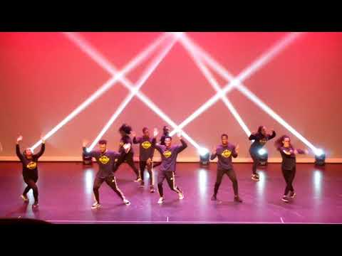 D-TREX DANCE MINISTRY CREW 1ST PLACE BEST OF BOTH WORLDS 2017