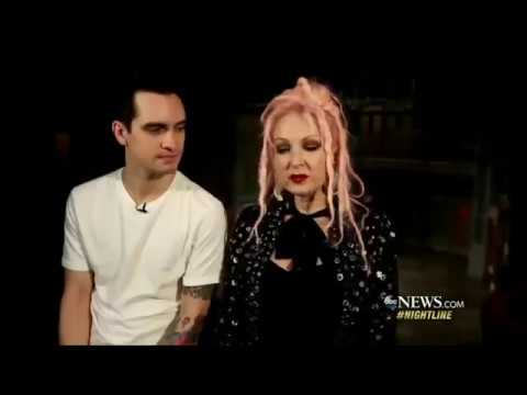 Brendon Urie's Interview on Nightline!