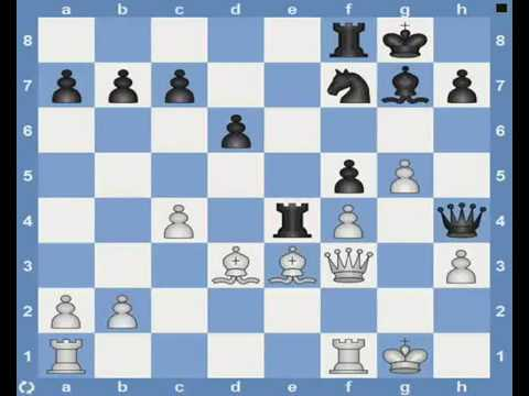 Chess Middle Game Gambit