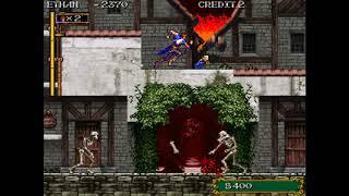 Castlevania fan game en OpenBOR