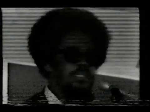 Walter Rodney - Crisis in the Periphery:  Africa and the Caribbean