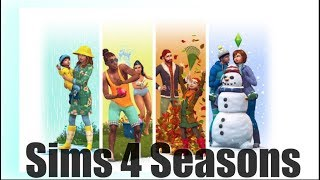 {ACTUALLY WORKS} (MAC) Sims 4 Seasons + ALL Dlcs 2018 Latest Update