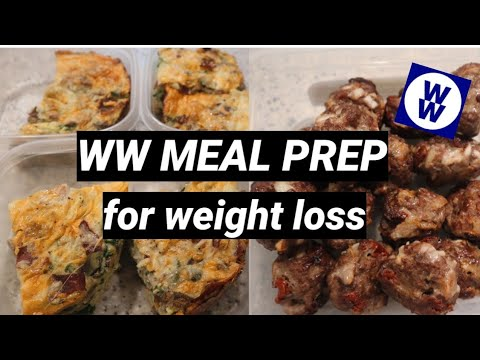 weekly-ww-meal-prep-for-weight-loss-|-on-ww-blue-plan