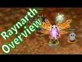 Raynarth Overview Présentation de mon archer