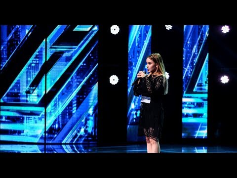 Adele - 'Someone like you'. Vezi cum cântă Damiana Sârbu, la 'X Factor'!