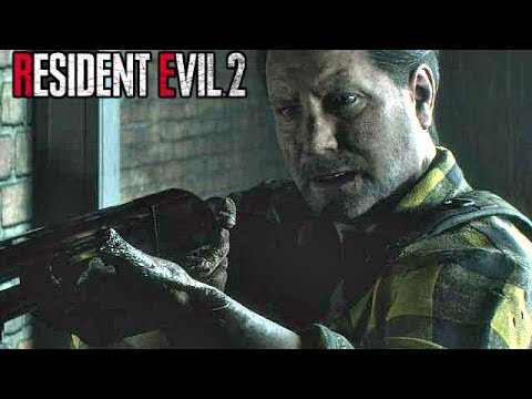 No Time To Mourn - Resident Evil 2 DLC