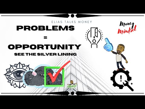 Problems = Opportunity   Maintain Personal Balance in a Volatile Market