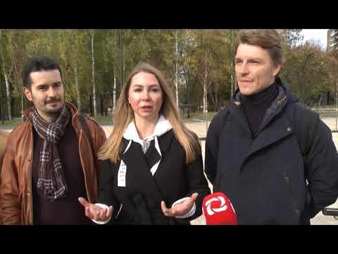 17 09 2019 Обновлённую Центральную площадь показали в Ижевске