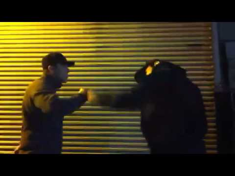 Knuckle fight Jordanian style