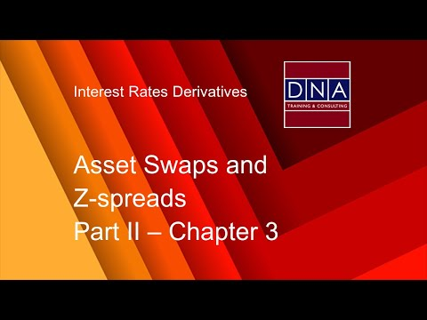 Asset Swaps and Z-spreads -- Chapter 3